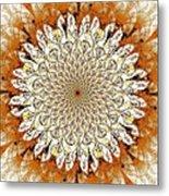 Bright Flower Metal Print