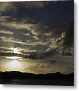 Bright Horizon Metal Print