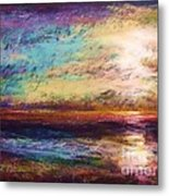 Bright Morning Metal Print