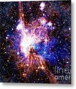 Bright Side Of The Black Hole Metal Print