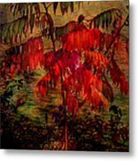 Brilliant Sumac Metal Print