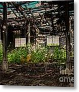 Bring The Outside In 3 Metal Print