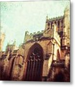 Bristol Church Metal Print