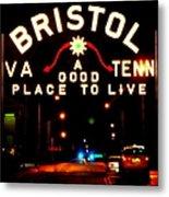 Bristol Metal Print by Karen Wiles