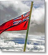 British Merchant Navy Flag Metal Print
