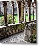 Brittany Cloister  Metal Print