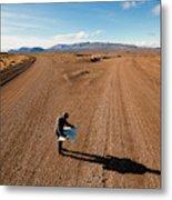 Brody Leven, Patagonia, Chile Metal Print
