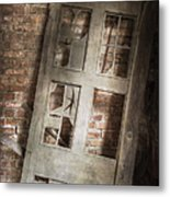 Broken And Broken Metal Print