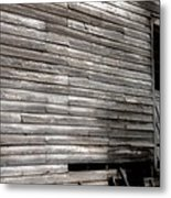 Broken Door By Diana Sainz Metal Print
