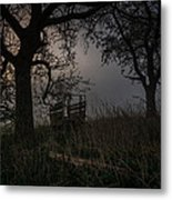 Broken Down Metal Print by Jeffrey Teeselink