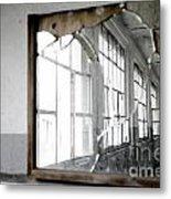 Broken Mirror Metal Print