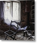 Broken Past Metal Print