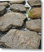 Broken Road Metal Print