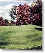Brookhill Golf Course Metal Print