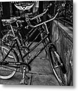 Brooklyn Cruiser Metal Print