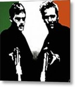Brothers Killers And Saints Metal Print