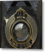 Brownie Autographic No. 3-a - D008931 Metal Print by Daniel Dempster