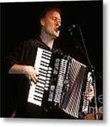 Bruce Hornsby Metal Print