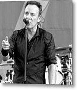 Bruce Springsteen 13 Metal Print