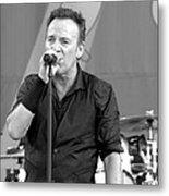 Bruce Springsteen 14 Metal Print