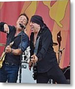 Bruce Springsteen 9 Metal Print