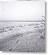 Brule Bay Lake Superior Metal Print