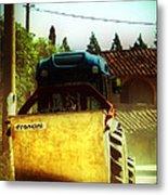 Brunello Taxi Metal Print
