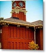 Bryan Hall At Washington State University Metal Print