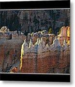 Bryce Canyon At Sunrise Metal Print
