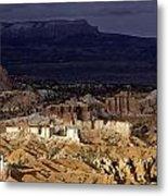 Bryce Canyon National Park Hoodo Monoliths Sunset Southern Utah  Metal Print