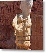Bryce Canyon Rock Formation Metal Print