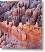Bryce Canyon Sun Rising Metal Print