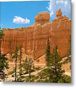 Bryce Canyon Walls Metal Print