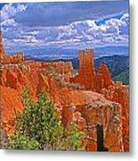 Bryce Canyon's Agua Canyon Metal Print