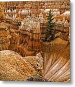 Bryce Zion Landscape Metal Print