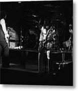 Bto Rock Spokane In 1976 Metal Print