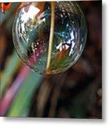 Bubble Cocoon         Metal Print by Kaye Menner