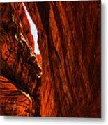 Buckskin Gulch 11 Metal Print