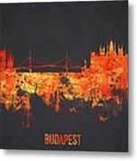 Budapest Hungary Metal Print
