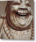 Buddha 15 Metal Print