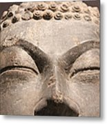 Buddha 6 Metal Print