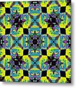 Buddha Abstract 20130130p120 Metal Print