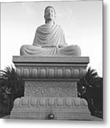 Buddha In Enlightenment  Metal Print