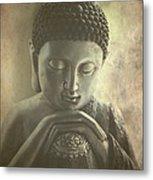 Buddha Metal Print by Madeleine Forsberg