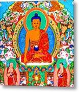 Buddha Shakyamuni 1 Metal Print