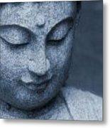 Buddha Statue Metal Print by Dan Sproul