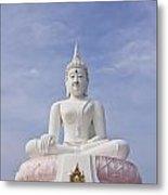 Buddha Statue Metal Print by Tosporn Preede