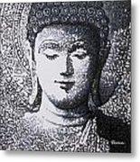 Buddha V Metal Print