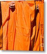 Buddhist Monks 03 Metal Print