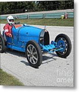 Bugatti Type 35 Racer Metal Print